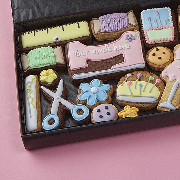 Medium Sewing Box (Personalised)