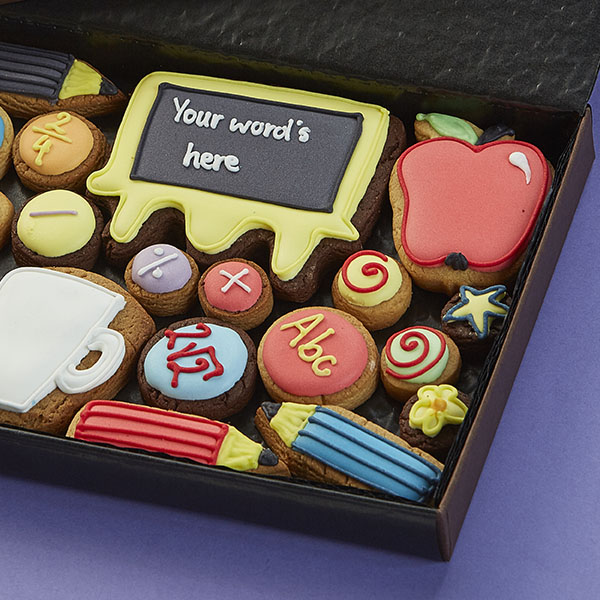 Medium Thank You Teacher Box (Personalised)