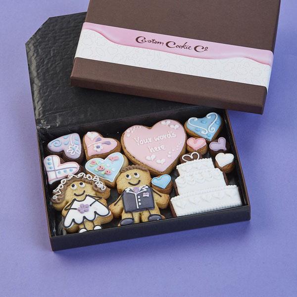 Medium Wedding Box (Personalised)
