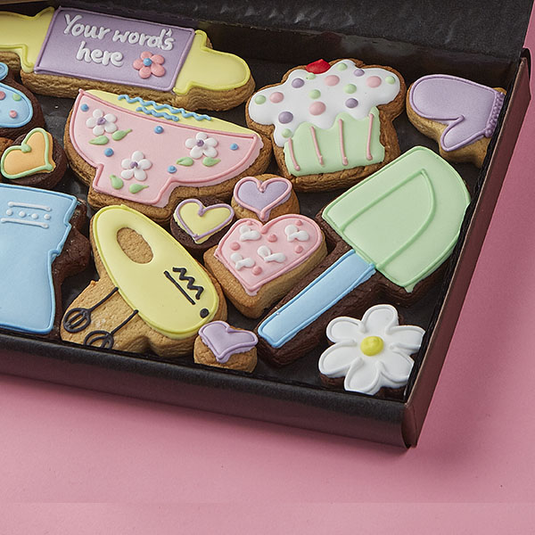 Medium Baking Box (Personalised)