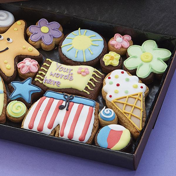 Medium Beach Cookie Gift Box