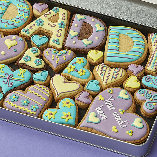Large DADDY Tin (Personalised)