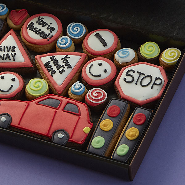 Medium Driving Success Box (Personalised)