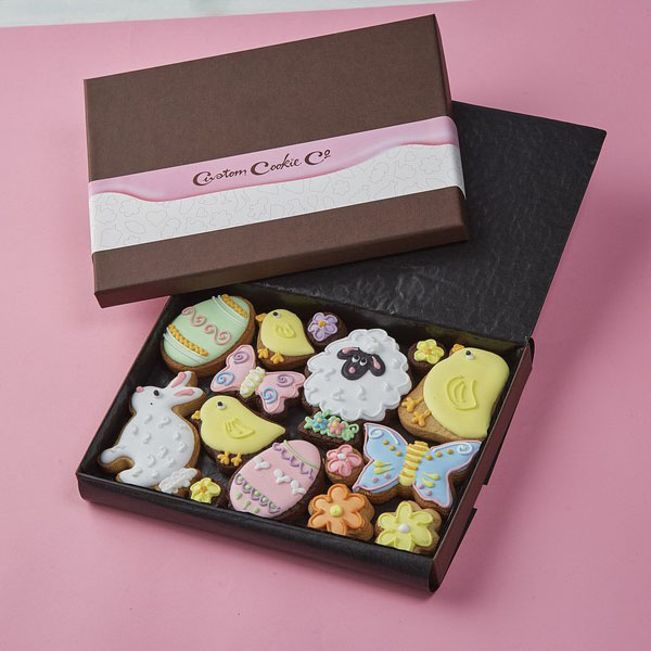 Medium Easter Cookie Gift Box
