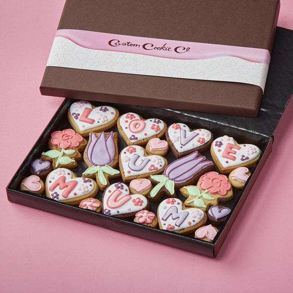 Medium 'Love U Mum' Cookie Gift Box