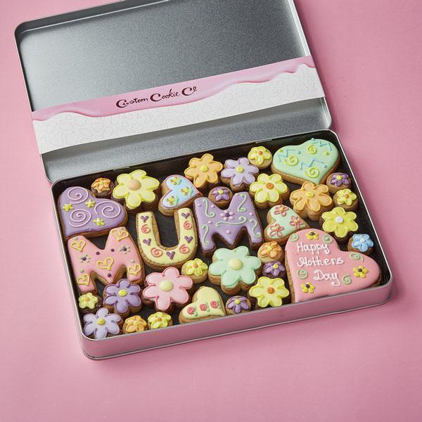 Large MUM Cookie Gift Tin