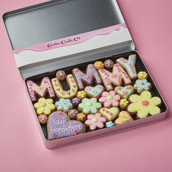 Large Mummy Tin (Personalised)