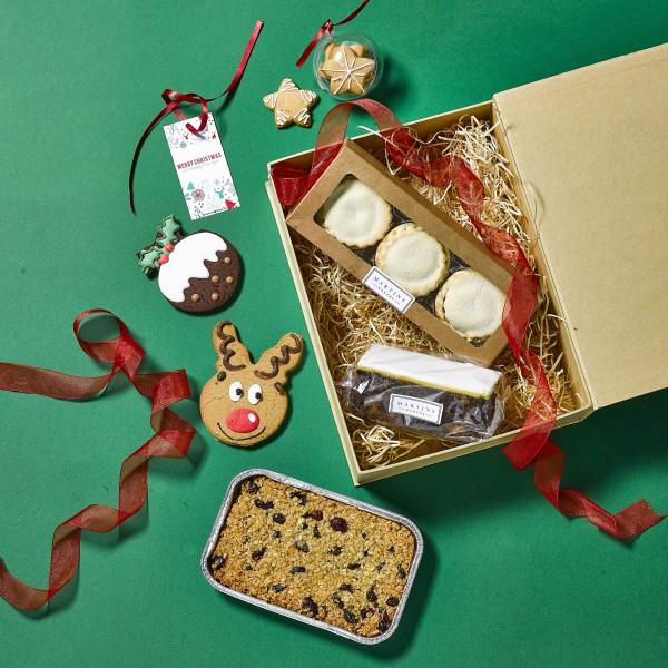 Martins Bakery Christmas Hamper