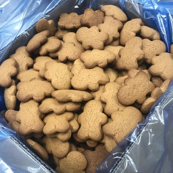 Mini Gingerbread Men Bulk x 300