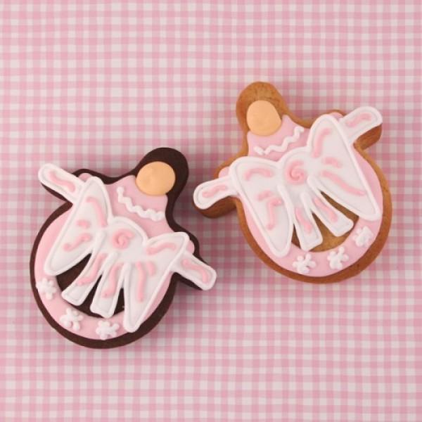 Baby's Dummy Cookies