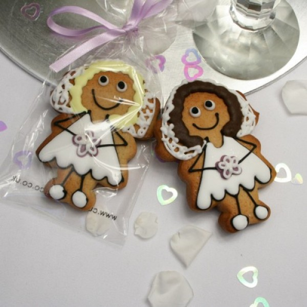 Bride Cookie Favour or Gift