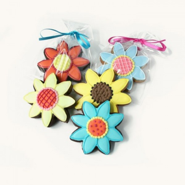 Flower Cookie Favours