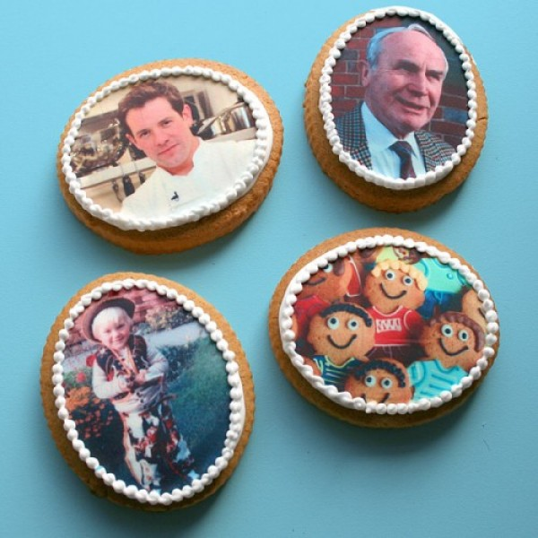 Photo or Image Cookies