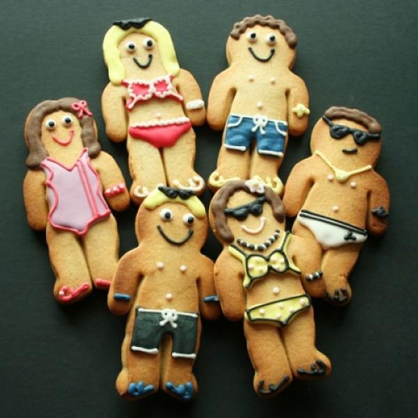 Swimwear Cookies