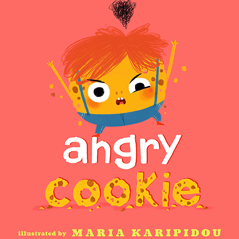 An Interview With Laura Dockrill, Author Of Angry Cookie