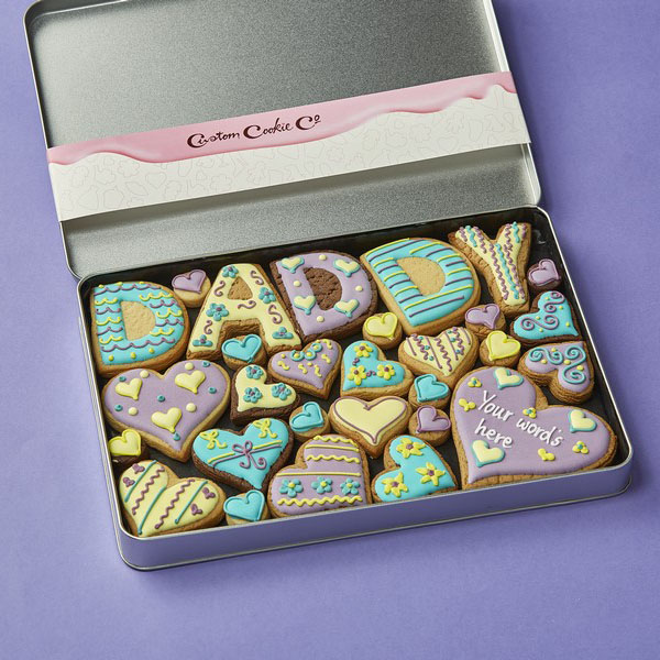 Treat Your Dad To Some Customised Cookies This Father's Day