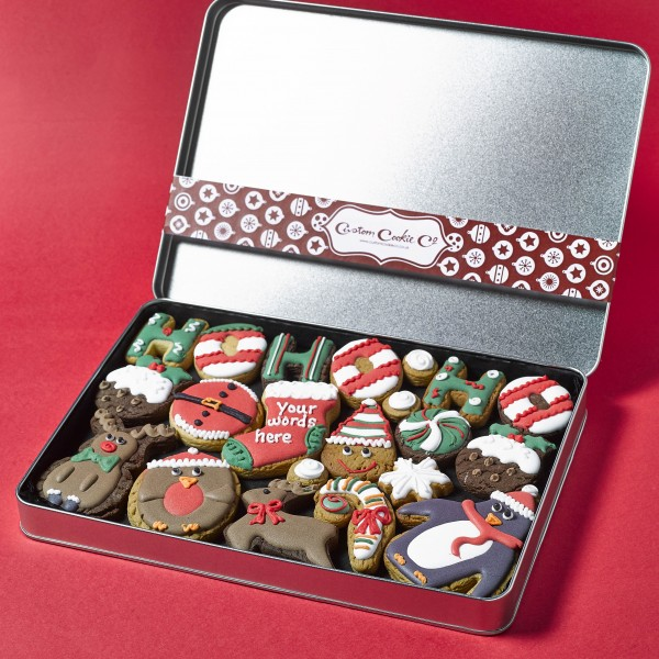 3 Reasons Our Personalised Cookies Are Perfect For Christmas