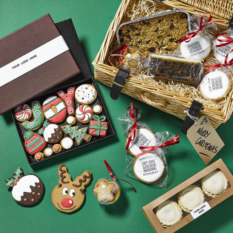 Personalised Cookies: The Perfect Way To Thank Your Clients This Christmas