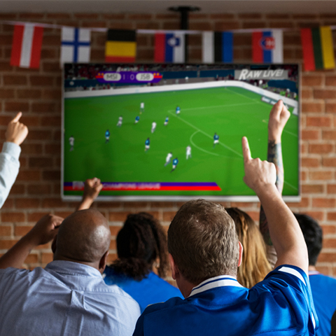 How To Throw The Best World Cup Party At Work