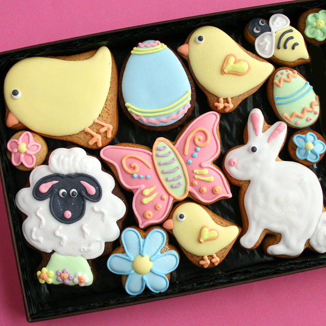Cracking Good Easter Custom Cookies