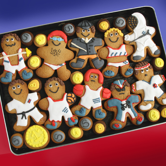 We've Gone Olympics Mad! Get 20% Off Our Cookie Gift Boxes!