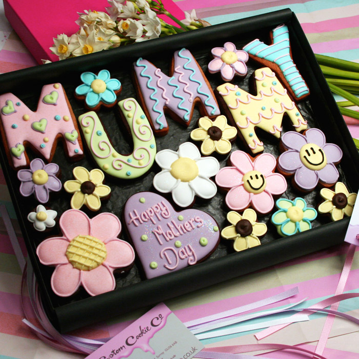 Mummy Mother's Day Cookie Gift