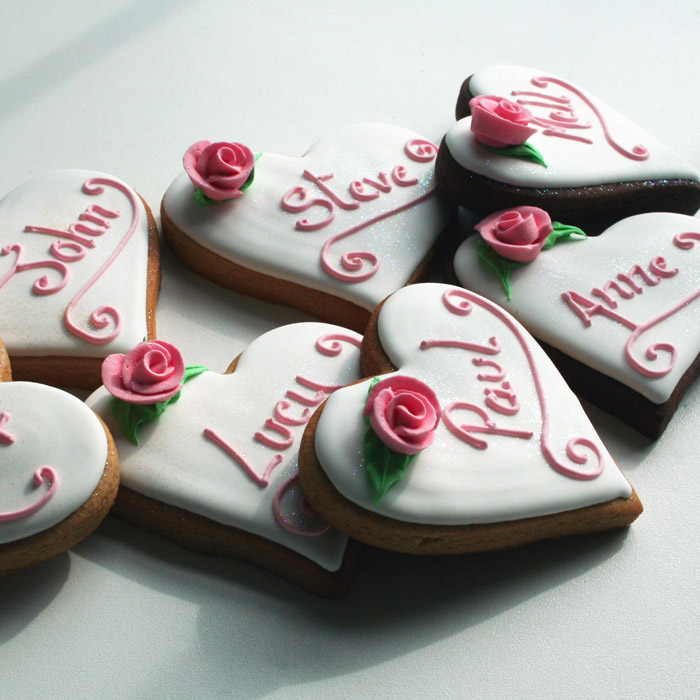Say 'Thank You' With Edible Wedding Favours